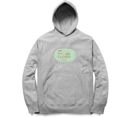 The Chainsmokers   Closer  Unisex Hoodie Sweatshirt for Men and Women