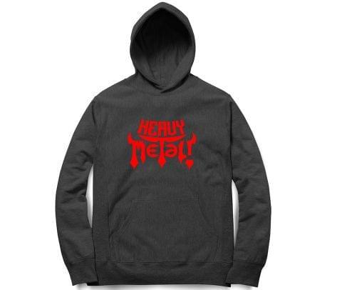 Heavy Metal Karma   Unisex Hoodie Sweatshirt for Men and Women