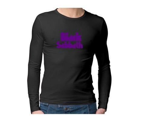 Black Sabbath  Unisex Full Sleeves Tshirt for men women