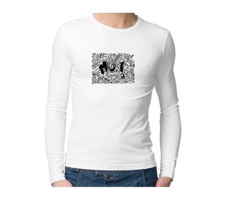 The Ultimate Music Festival  Unisex Full Sleeves Tshirt for men women