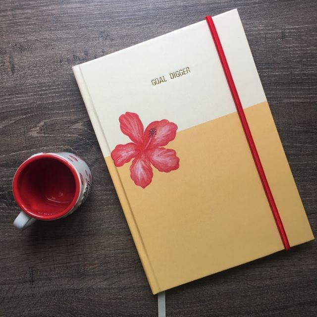 Goal Digger Hardbound Journal