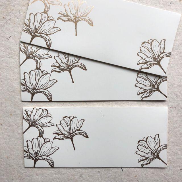 Magnolia Money Envelope Set