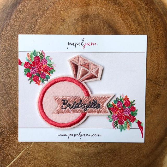 Bridezilla Patch