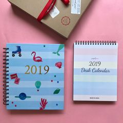 Planner & Calendar Hamper (Endless Utopia)
