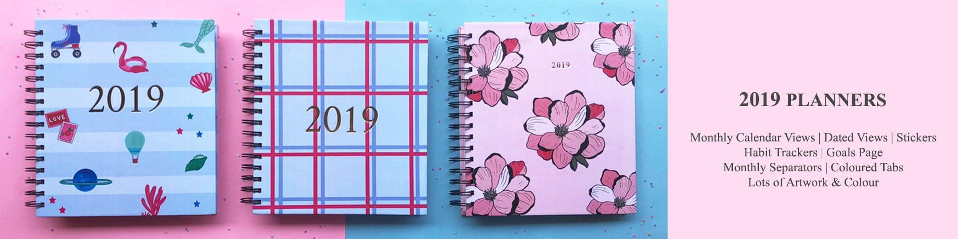 2019 Planners