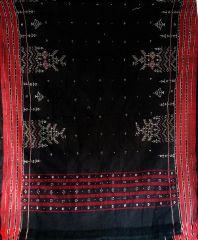 Tangaliya Black Shawl