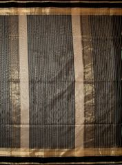 Maheshwari Handwoven Cotton-Silk Saree