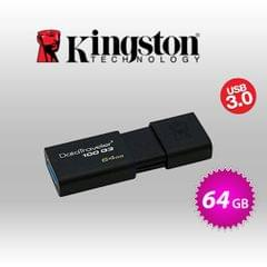 kingston 64GB USB 3.0 FLASH DRIVE (KINDT100G3/64GB)