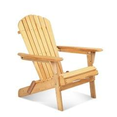 Adirondack Foldable Deck Chair