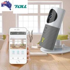 Wireless Wifi Security Camera with App for iOS and Android - HD 720p Real-Time Video and Sound. OZ Stock !!