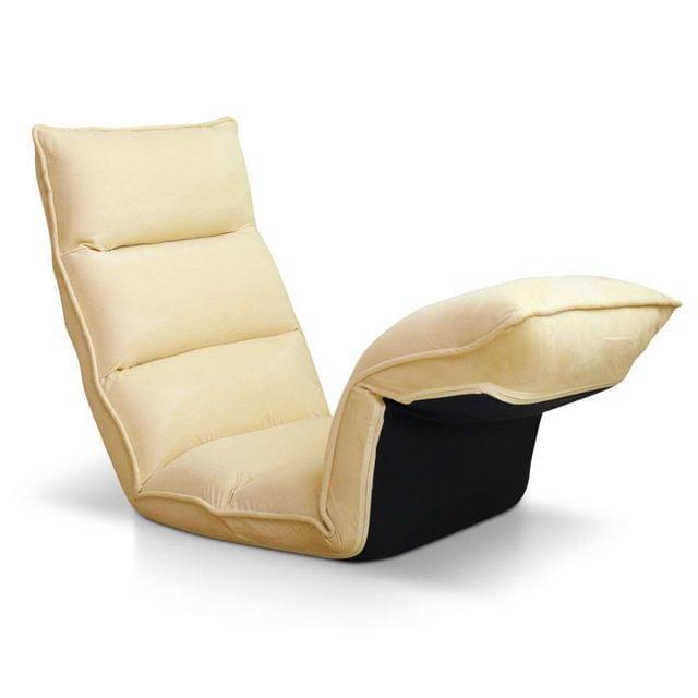 Lounge Sofa Chair - 375 Adjustable Angles-Taupe