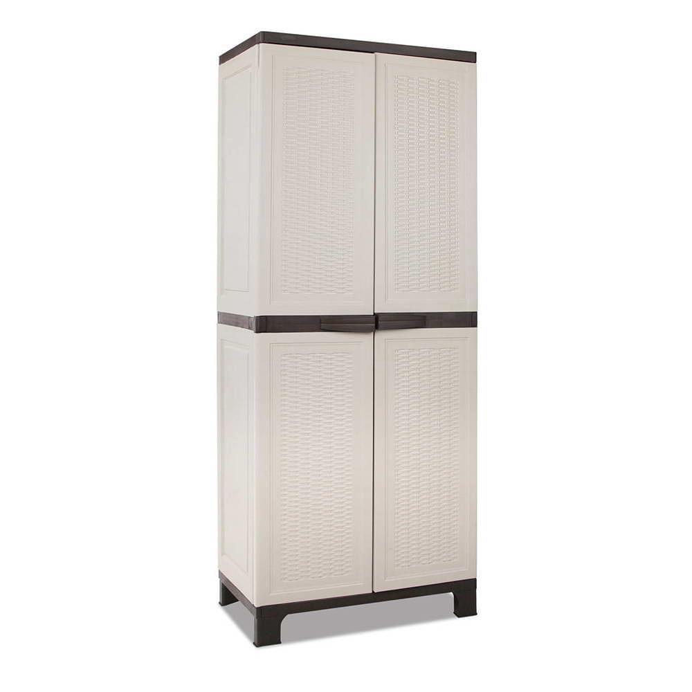 Outdoor Lockable Storage Cabinet
