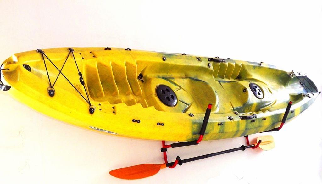 Kayak Canoe Wall Rack Storage Brackets