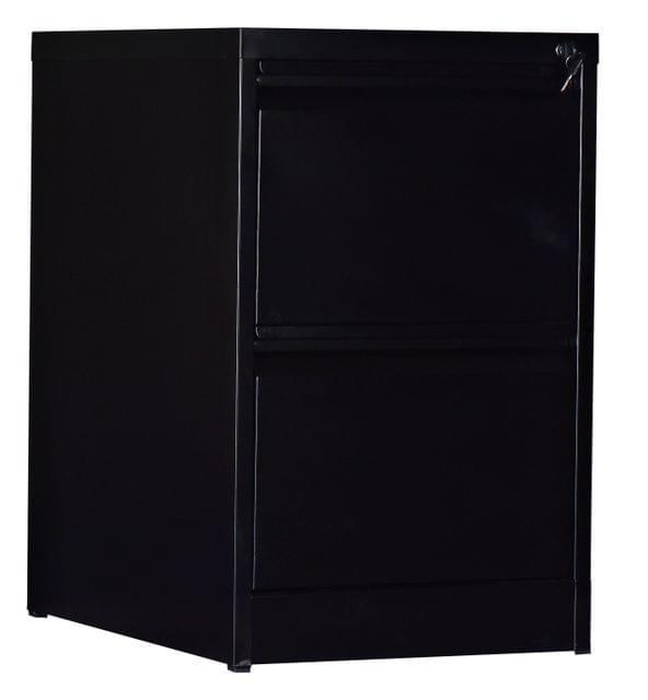 2-Drawer Shelf Office Gym Filing Storage Locker Cabinet