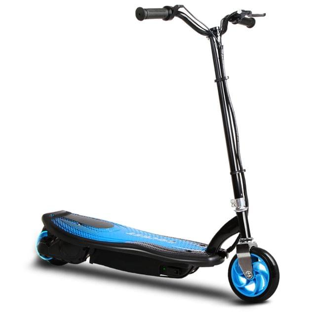 Kids Electric Scooter Blue