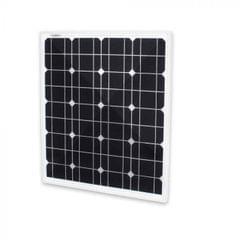 12V 60W SOLAR PANEL KIT HOME GENERATOR CARAVAN CAMPING POWER MONO CHARGING