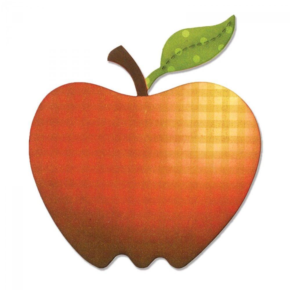 Sizzix Bigz Die - Apple - A10104