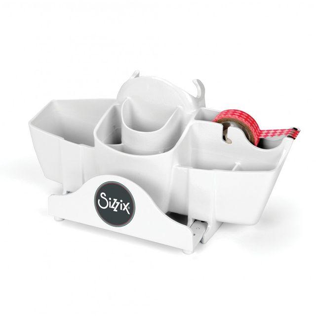 Sizzix Big Shot Accessory - Tool Caddy (White)-661077
