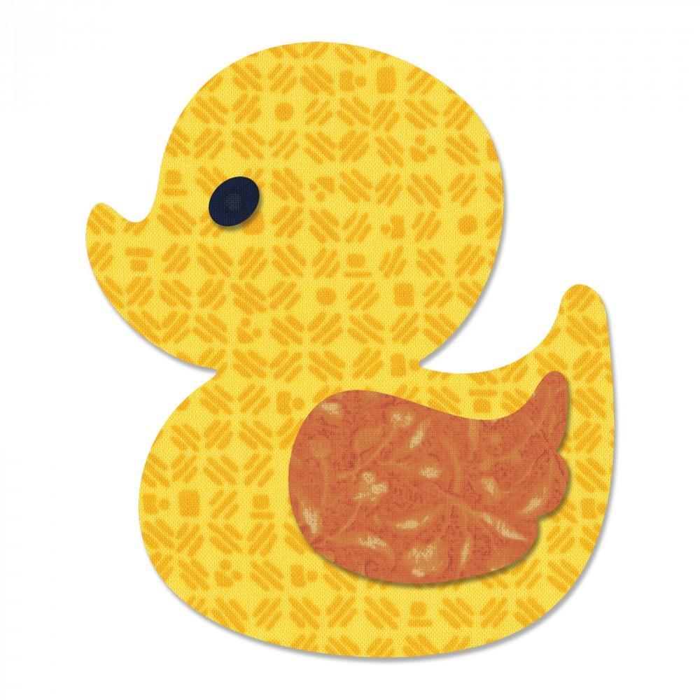 Sizzix Bigz Die - Rubber Ducky #2 - 661275