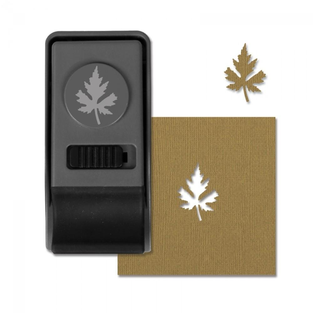 Sizzix Paper Punch - Maple Leaf, Medium  - 660166