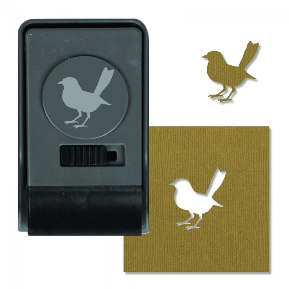 Sizzix Paper Punch - Bird, Large - 660168