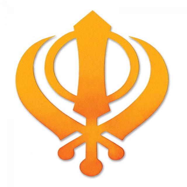 AllStar Die - Sikhism Symbol - A10950