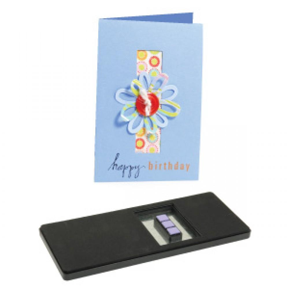 Sizzix Movers & Shapers XL Die Set - Card, Vertical Note & Three Window Panes (Kit #2) - 654781