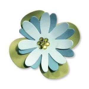 Sizzix Originals Die - Flower Layers #4 - 656362