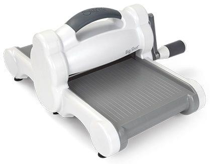 Sizzix Big Shot Machine Only (White & Gray) - 660425