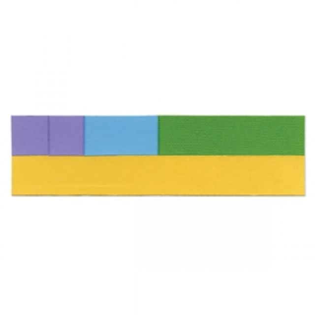Ellison AllStar Long Die - Fraction Strips - A10836