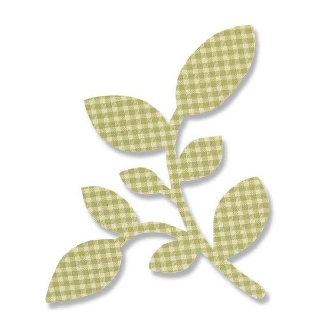 Sizzix Bigz Die - Camellia Leaf Item: 662588