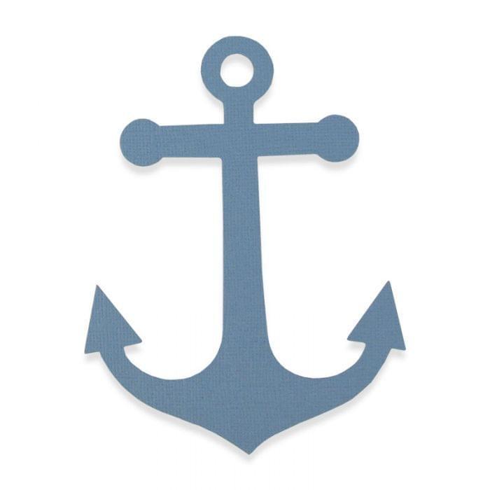 Sizzix Bigz Die - Anchor Item: 662556