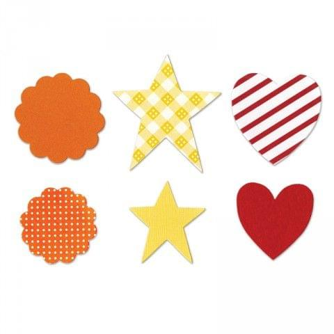 Sizzix Bigz Die - Shapes, Layered #2 Item - A11024