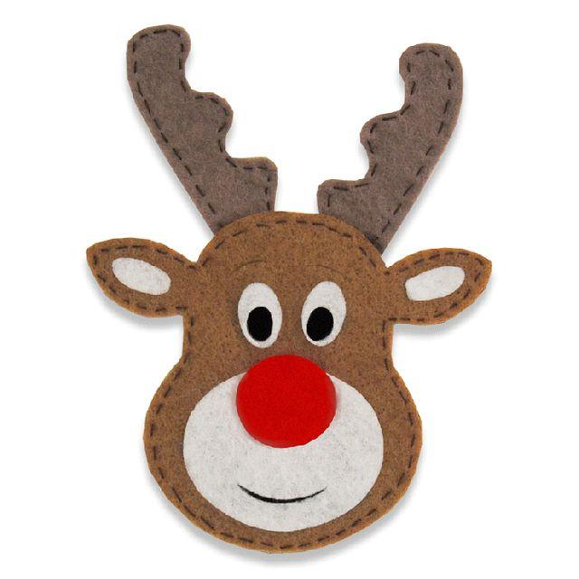 Sizzix Bigz Die - Reindeer #4 Item- 662974