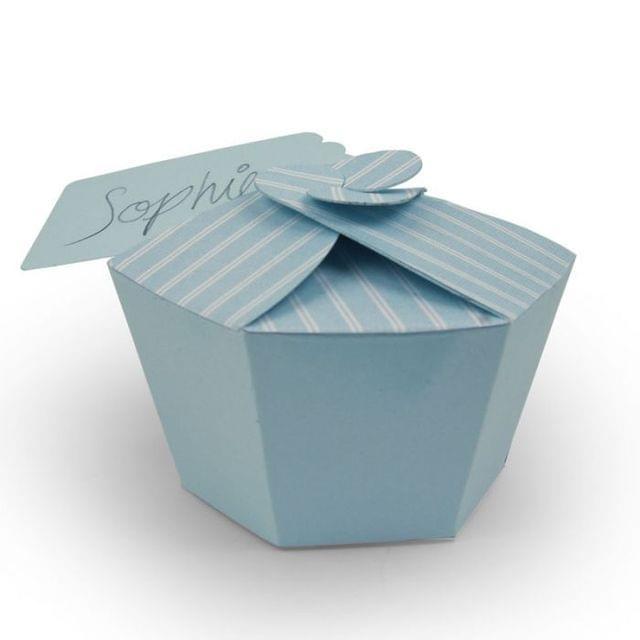 Sizzix Bigz Plus Die - Hexagon Box Item: 662994