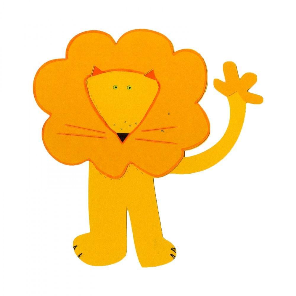 Sizzix Bigz Die - Lion #2 - A11274