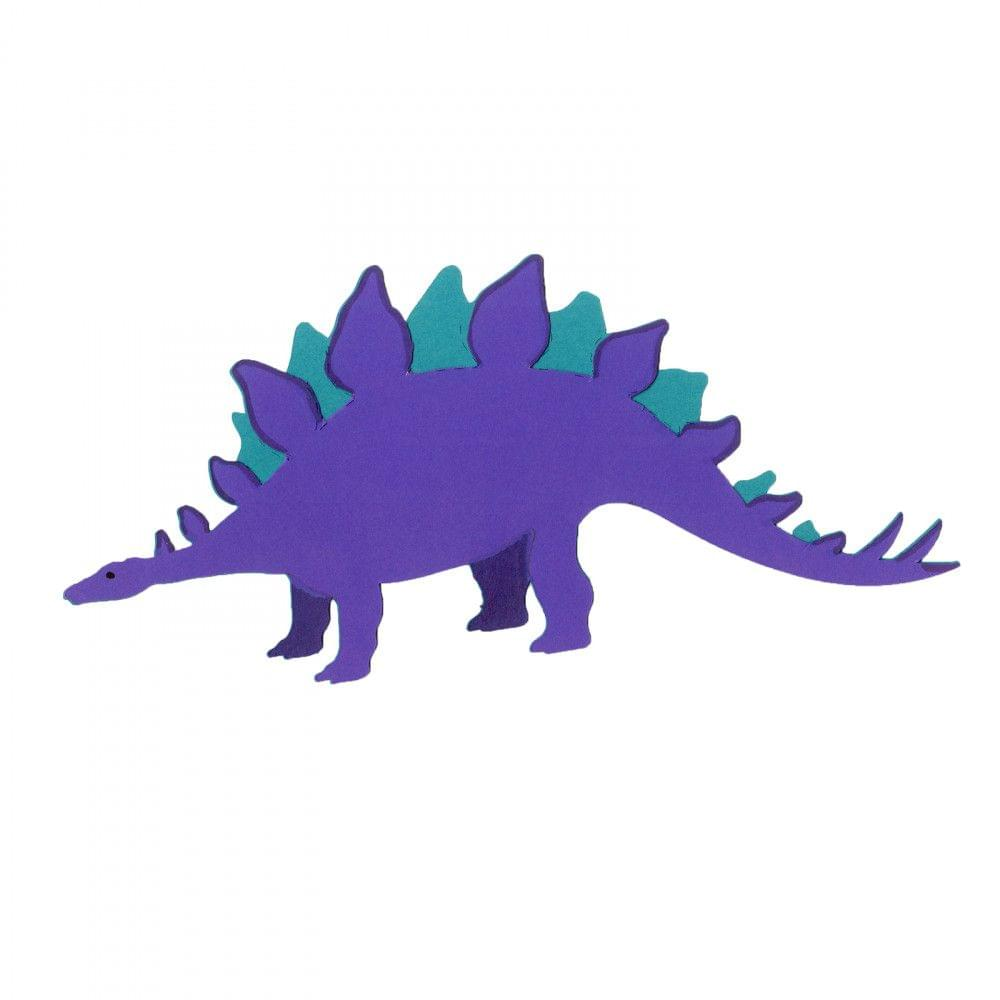 Sizzix Bigz Die - Dinosaur, Stegosaurus - A11271
