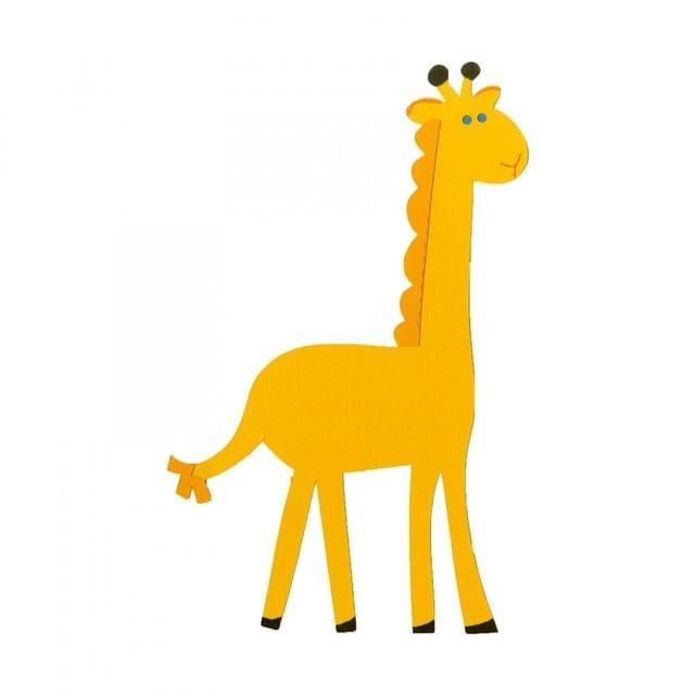 Sizzix Bigz Die - Giraffe - A11273
