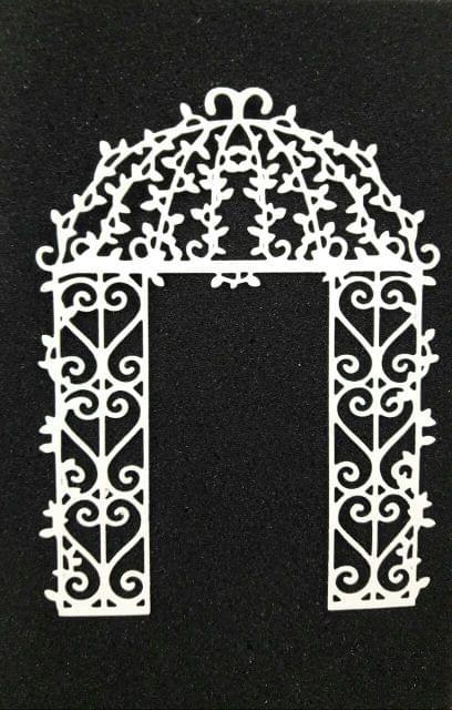 Decorative Gate - CPMD012
