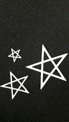 Outline Stars 3PK- CPMD004