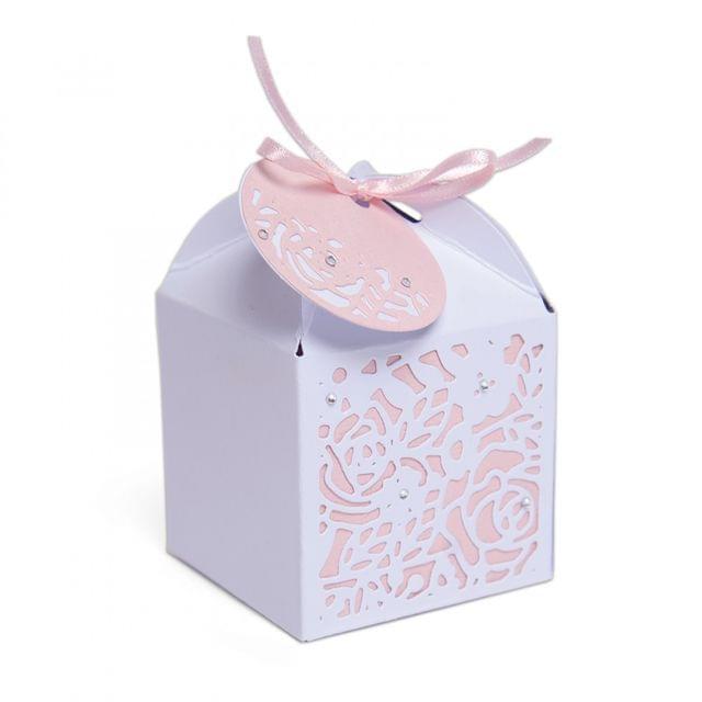 Thinlits Die Set 4PK - Decorative Favour Box-663465