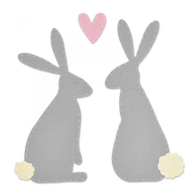 Bigz Die - Best Bunnies-663305