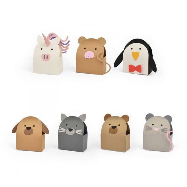 Bigz L Die - Box, Animal #2-663326
