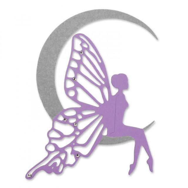 Thinlits Die - Fairy Moon-663369