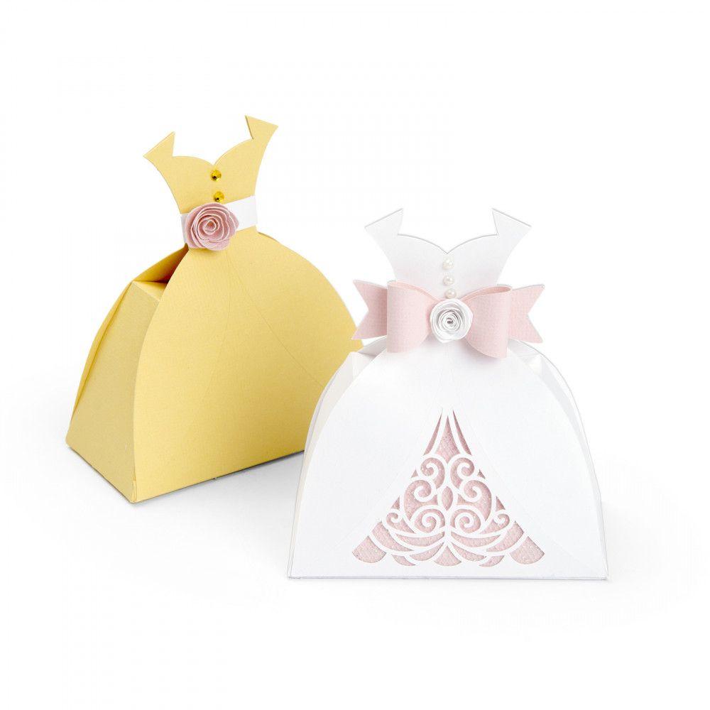 Thinlits Die Set 7PK - Dress Box-663577