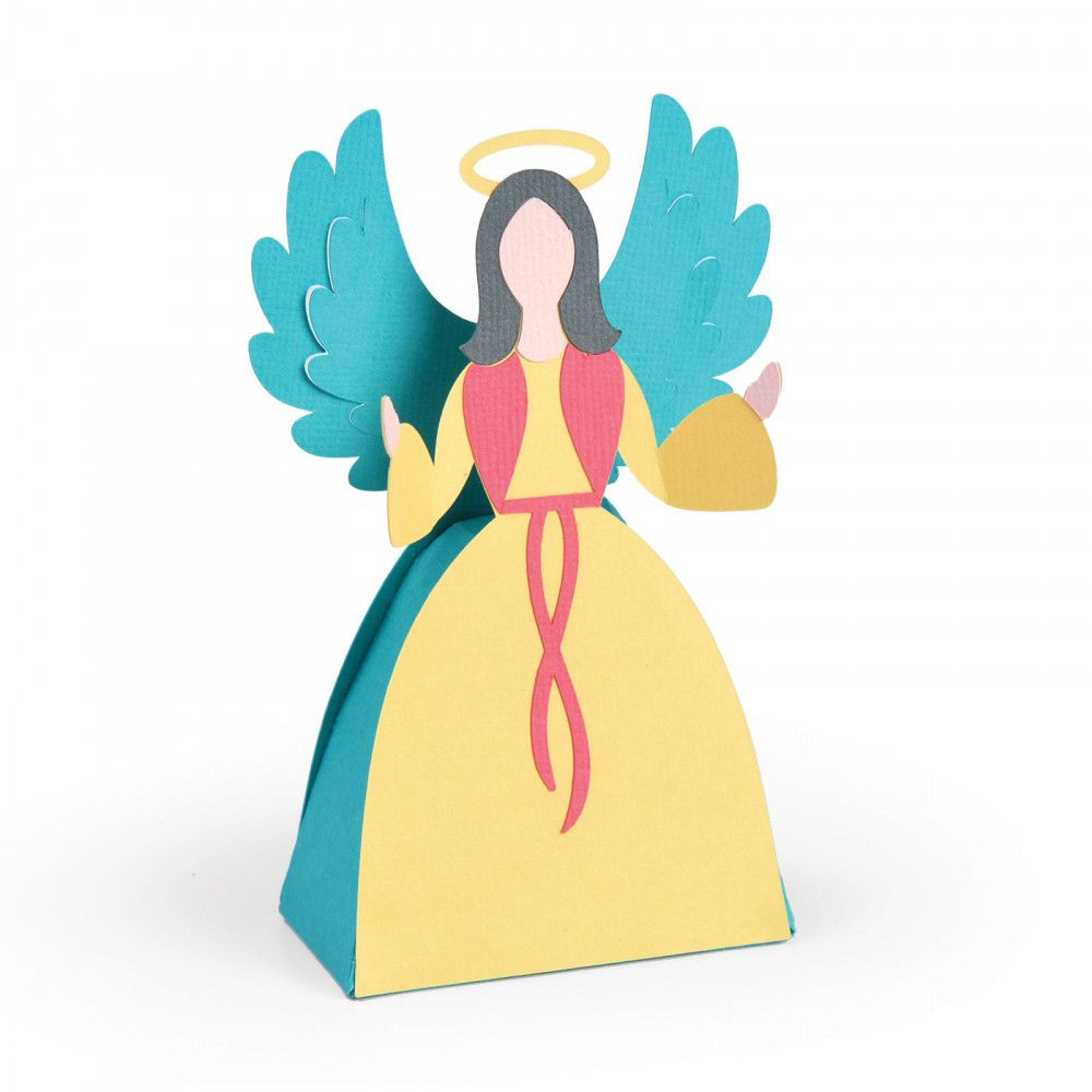 Bigz L Die - Box, Angel-663663