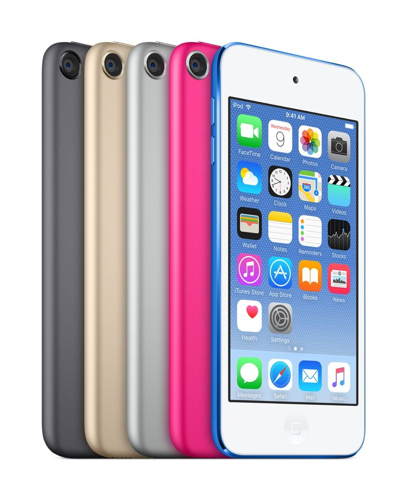 IPOD TOUCH (6TH GEN)
