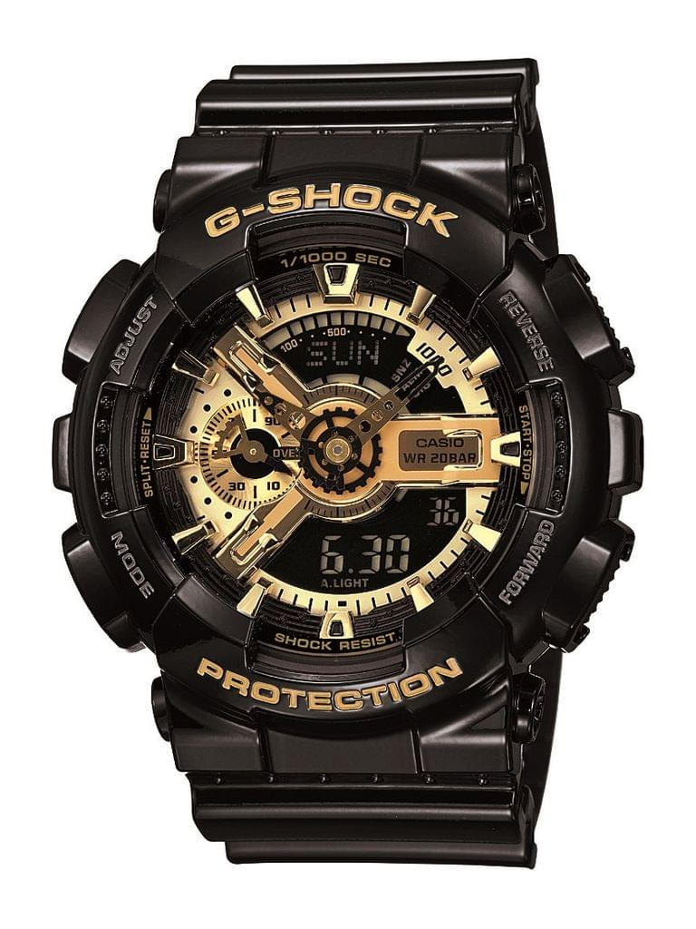 Casio Men's G-Shock - Black/Gold