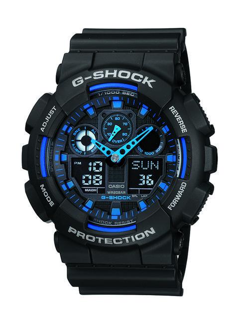 Casio Men's G-Shock - Black/Blue