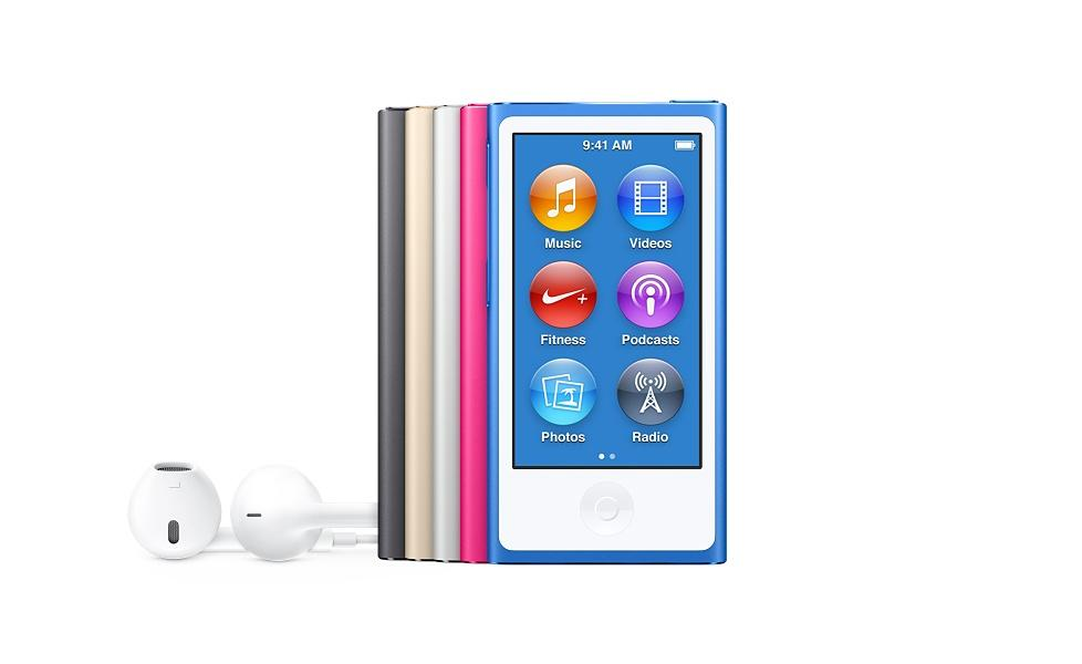 IPOD NANO 16GB (8TH GEN)